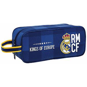 Real Madrid Zapatillero Real Madrid Blue (Toys , School Zone , Backpacks)