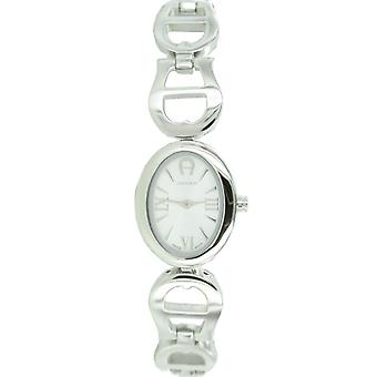 Aigner ladies watch wristwatch ORVIETO silver A57201