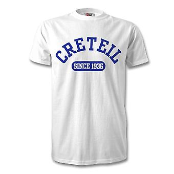 Creteil 1936 Established Football Kids T-Shirt