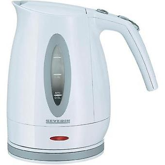 Kettle cordless Severin WK 3372 White, Grey