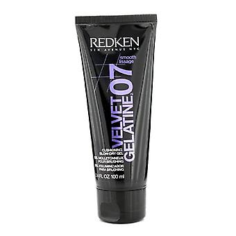 Redken Styling Velvet Gelatine 07 Cushioning Blow-Dry Gel 100ml/3.4oz