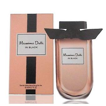 Massimo Dutti In Black Her Cologne (Perfumes , Perfumes)