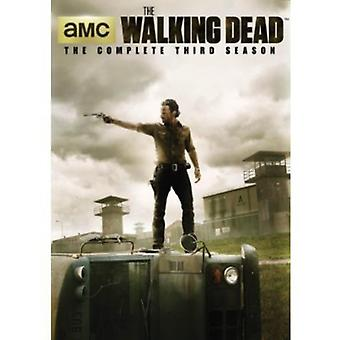 Walking Dead: Season 3 [DVD] USA import