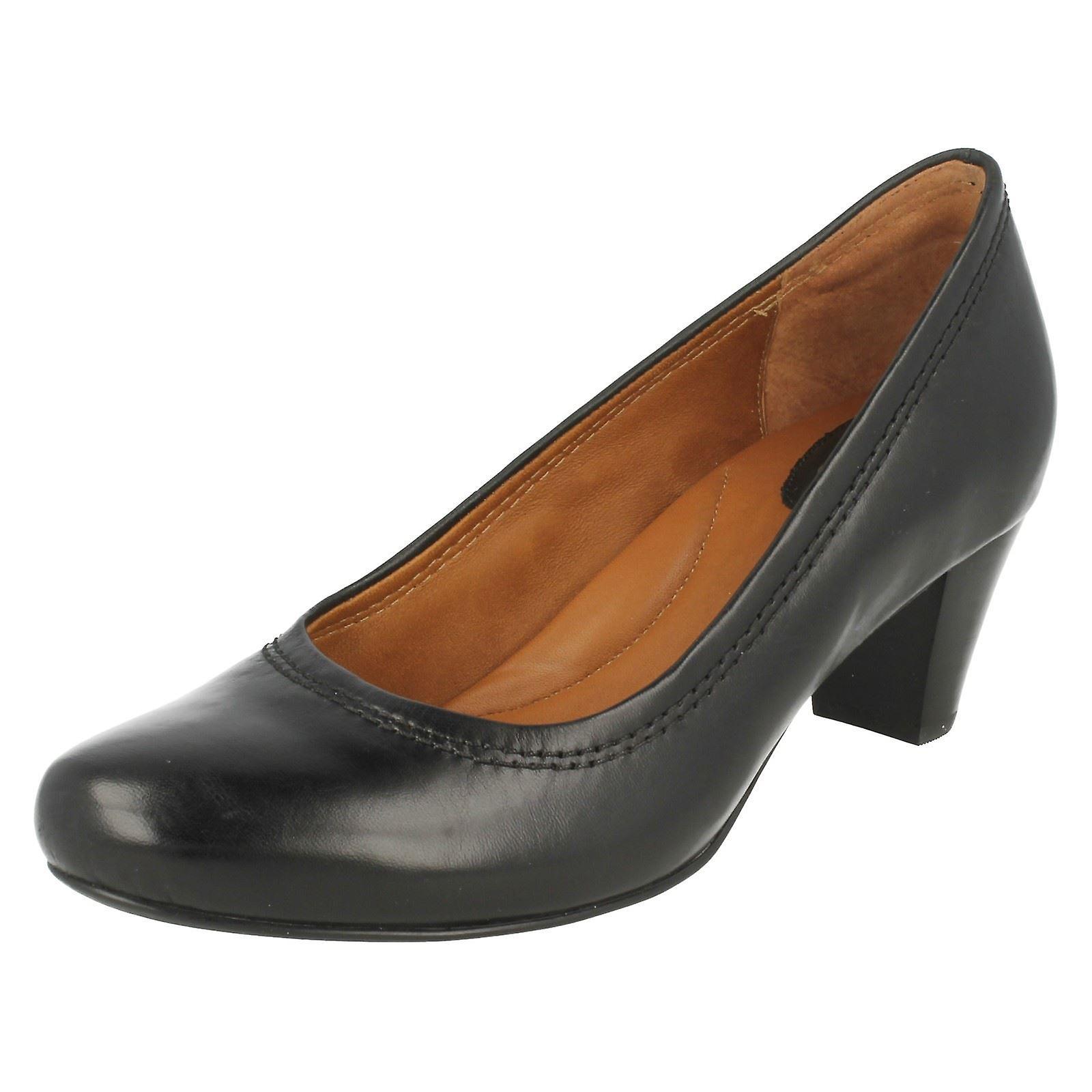 Damen Clarks Court Schuhe Denise Rana