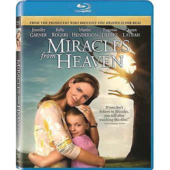 Miracles From Heaven [Blu-ray] USA import