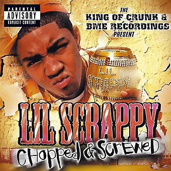 Lil Scrappy & Trillville - import USA King of Crunk & Bme Recordings-Chopped et vissé [CD]
