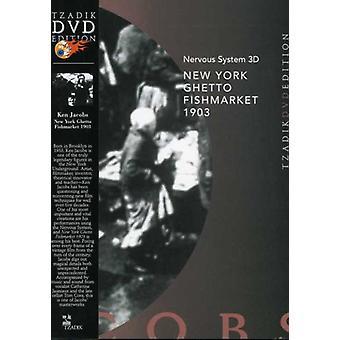 New York Ghetto Fishmarket 1903 [DVD] USA import