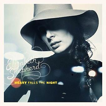 Elizabeth Shepard - Heavy Falls the Night [CD] USA import