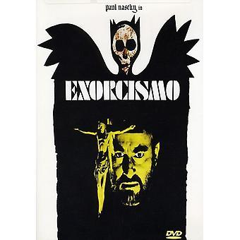 Exorcismo [DVD] USA importerer