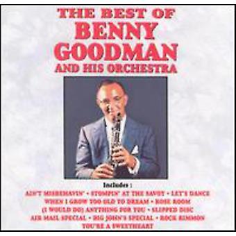 Benny Goodman - bästa av Benny Goodman [CD] USA import