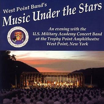 Fillmore/Reineke/afdelinger/Saint-Pierre-Saens/Sousa/Rossin - musik Under the Stars [CD] USA import