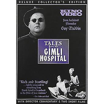 Fortællinger fra the Gimli Hospital [DVD] USA importerer