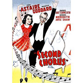 Second Chorus [DVD] USA import