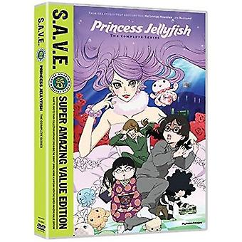 Princess Jellyfish: Complete Series-S.a.V.E. [DVD] USA import