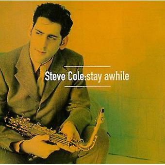 Steve Cole - bo stund [CD] USA import