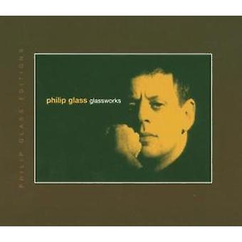 Phillip Glass Ensemble - Glashütte [CD] USA import