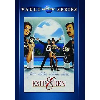 Exit to Eden [DVD] USA import