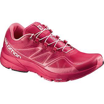 Salomon kvinner løpesko lett Sonic Pro rosa - 379170