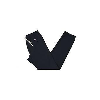Champion Champion Reverse Weave Track Pants (Navy)