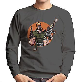Smuggler Bro Jayne Firefly Men's Sweatshirt