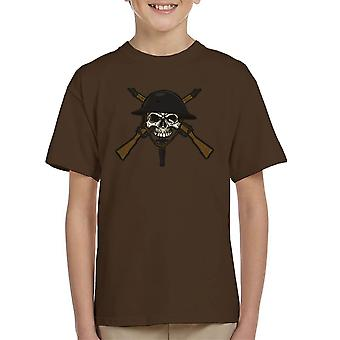 Do Your Bit On The Battlefield Kid's T-Shirt