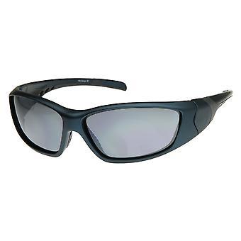 Durable Sports Wrap Shades TR-90 Frame Sunglasses