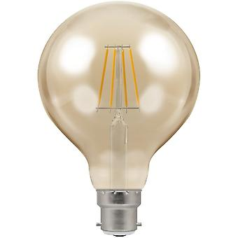 Crompton 5W LED Filament G95 Globe Light Bulb, E27