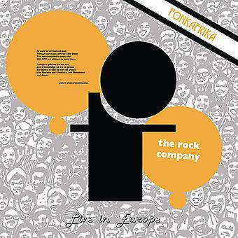 OFO firmaet Rock - Live i Europa - Fonk Afrika [CD] USA importerer