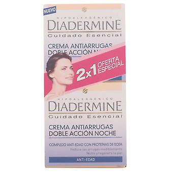 Diadermine Nourishing anti-wrinkle Night (2X1)