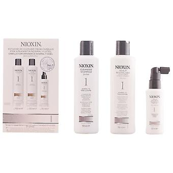 Nioxin  Trial Kit System 1 (Woman , Hair Care , Treatments , Strenghtener)