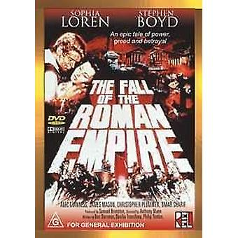 The Fall of the Roman Empire-Roman Empire, weapons of mass destruction (DVD)