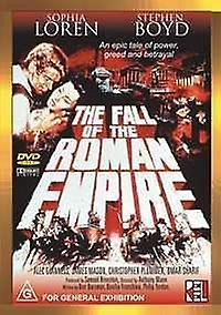The Fall of the Roman Empire- Rooman Valtakunnan Tuho (DVD)