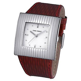 Time Force Watch for Women Tf4023L04 40 mm