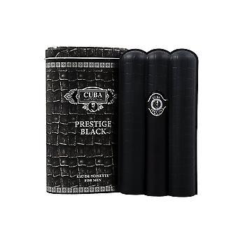 Cuba Prestige Black Eau de Toilette 90ml EDT Spray