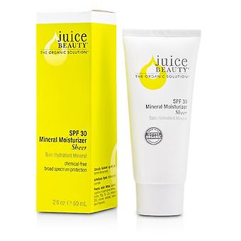Juice Beauty Mineral lutter fugtighedscreme SPF30 (Tube) 60ml/2 ounce