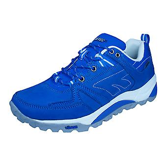 Hi Tec V Lite Sphike Nijmegen Low  Womens Walking / Trail Trainers - Blue