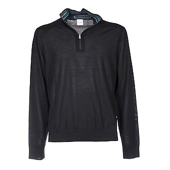 Paul Smith menn PTXC575RB8579 svart ullgenser