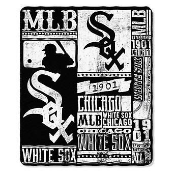 シカゴ ホワイト ソックス MLB 北西フリースひざ掛け