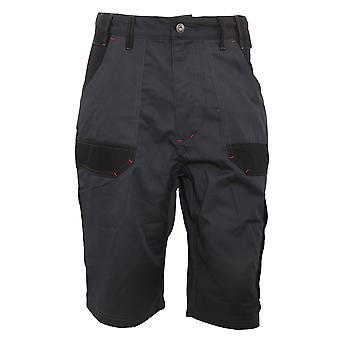 Lee Cooper Mens Classic Cargo Work Shorts