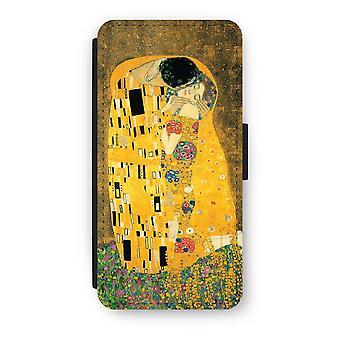 iPhone 8 Flip Case - Der Kuss