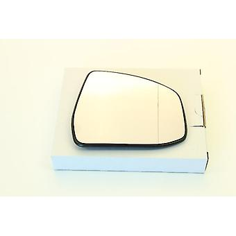 Right Mirror Glass (heated) & Holder For FORD FOCUS III Estate 2011-2017