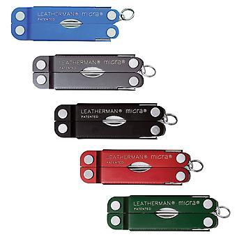 Leatherman Micra keychain Multitool 10 function EDC multi tool - 25 yr warranty