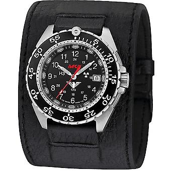 KHS horloges mens watch enforcer KHS staal. ENF. LK