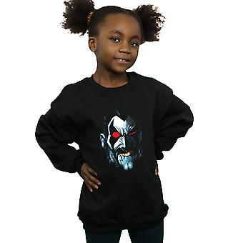 DC Comics Girls Lobo Portrait Sweatshirt