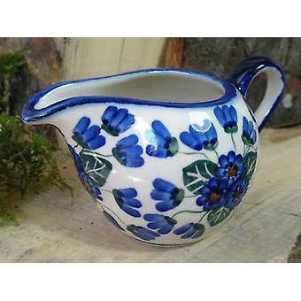 Bolesławiec Krug, max. 200 ml, unique 46 - Bunzlau pottery tableware - BSN 6646