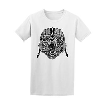 Russian Bear Motorcycle Tee Men's -Image by Shutterstock