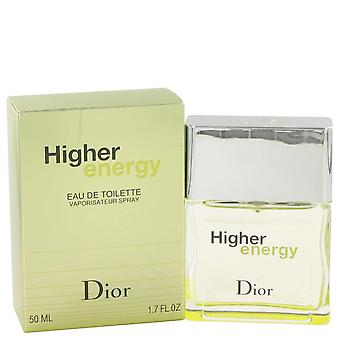 Hogere energie Eau De Toilette Spray door Christian Dior