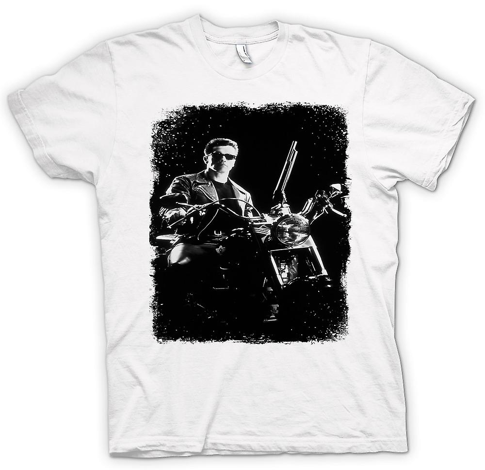 Womens T-shirt - Terminator - Schwarzenegger - Movie