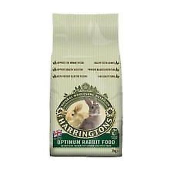 Harringtons ottimale coniglio a secco cibo Mix 2kg