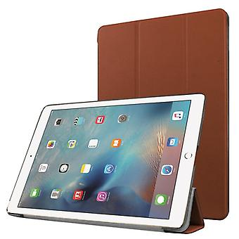 Premium Smart cover brown bag for NEW Apple iPad 9.7 2017